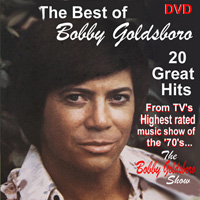 The Best of Bobby Goldsboro DVD