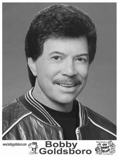 Bobby Goldsboro BW 8x10 photo