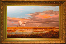 Calm After the Storm Giclee