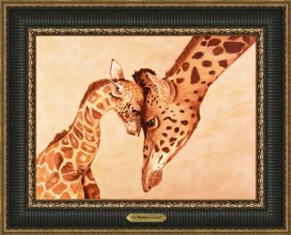 A Mother's Love Giclee