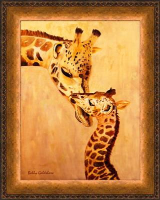 A Mother's Love II Giclee