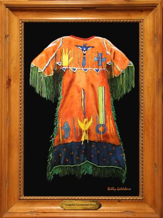 Arapaho Ceremonial Dress