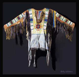 Chief Black Bird Shirt