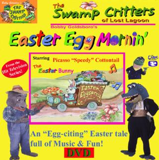 Easter Egg Mornin' DVD