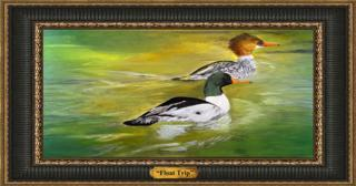 Float Trip Giclee