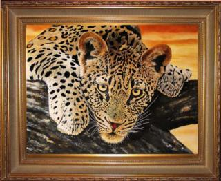 Hungry Eyes Giclee
