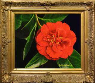New Camellia Giclee