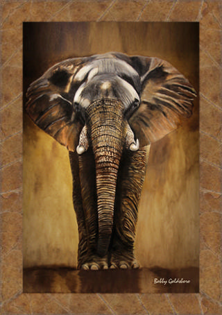Out of Africa 11 x 17 Giclee Print