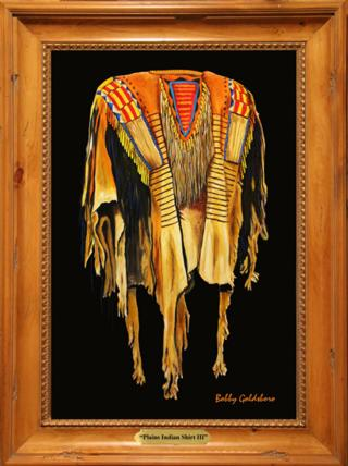 Plains Indian Shirt IV