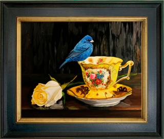 Tea, Please II Giclee