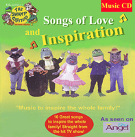 Songs of Love & Inspiration Music CD