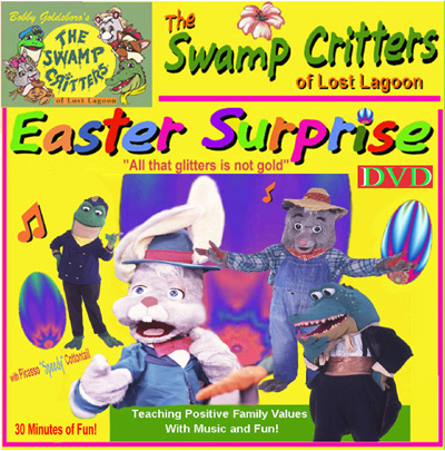Easter Surprise - DVD