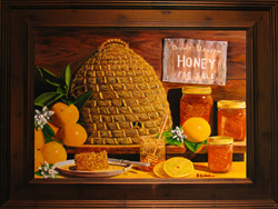 Honey Giclee