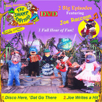 Joe Racoon DVD____2 Complete 1/2 hour Episodes