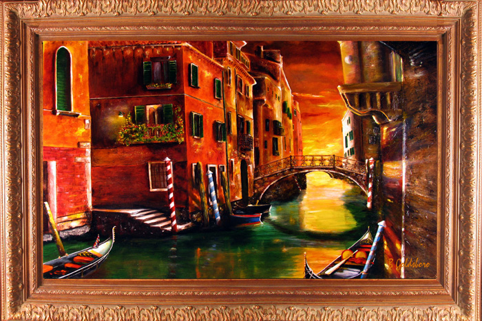 Venice Morning Giclee