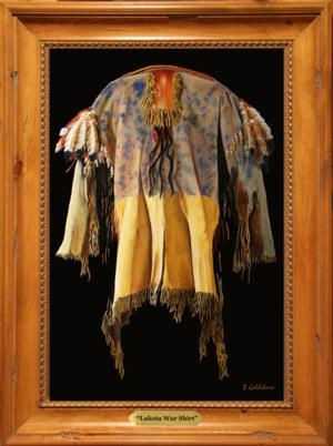 Lakota War Shirt*SOLD