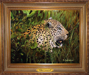Mike's Leopard* SOLD