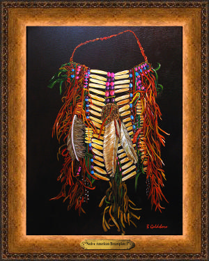 Native American Breastplate I*