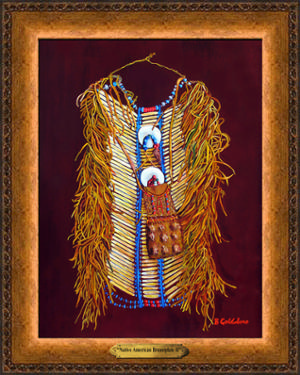 Native American Breastplate II*