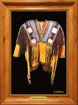 Plains Indian Shirt II*SOLD