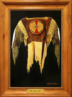 Plains Indian Shirt 1*SOLD