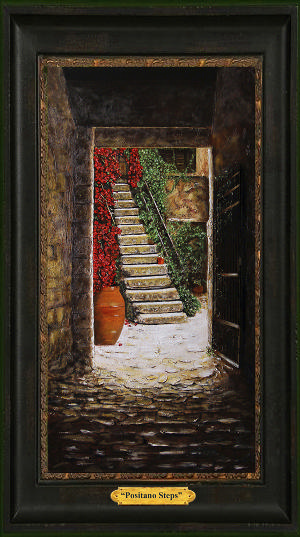 Positano Steps*SOLD