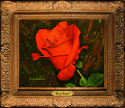 Red Rose*SOLD