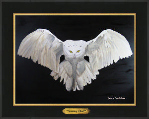 Snowy Owl* SOLD