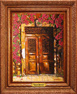 Tuscan Doorway*SOLD