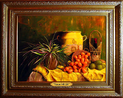 Tuscan Still Life*SOLD