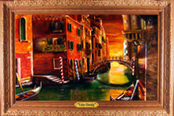 Venice Morning*SOLD