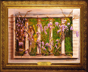 Wisteria-Florence, Italy SOLD