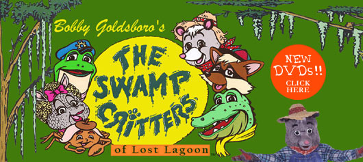 The Swamp Critters of Lost Lagoon!